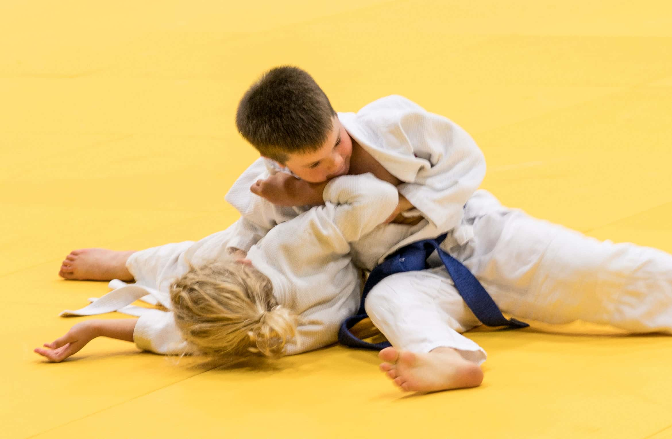 why judo is great for kids